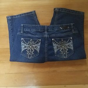 Royalty Young Miss Size 10 Womens Shorts